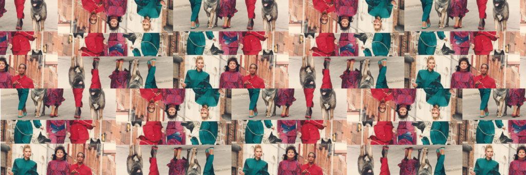 80s collage art