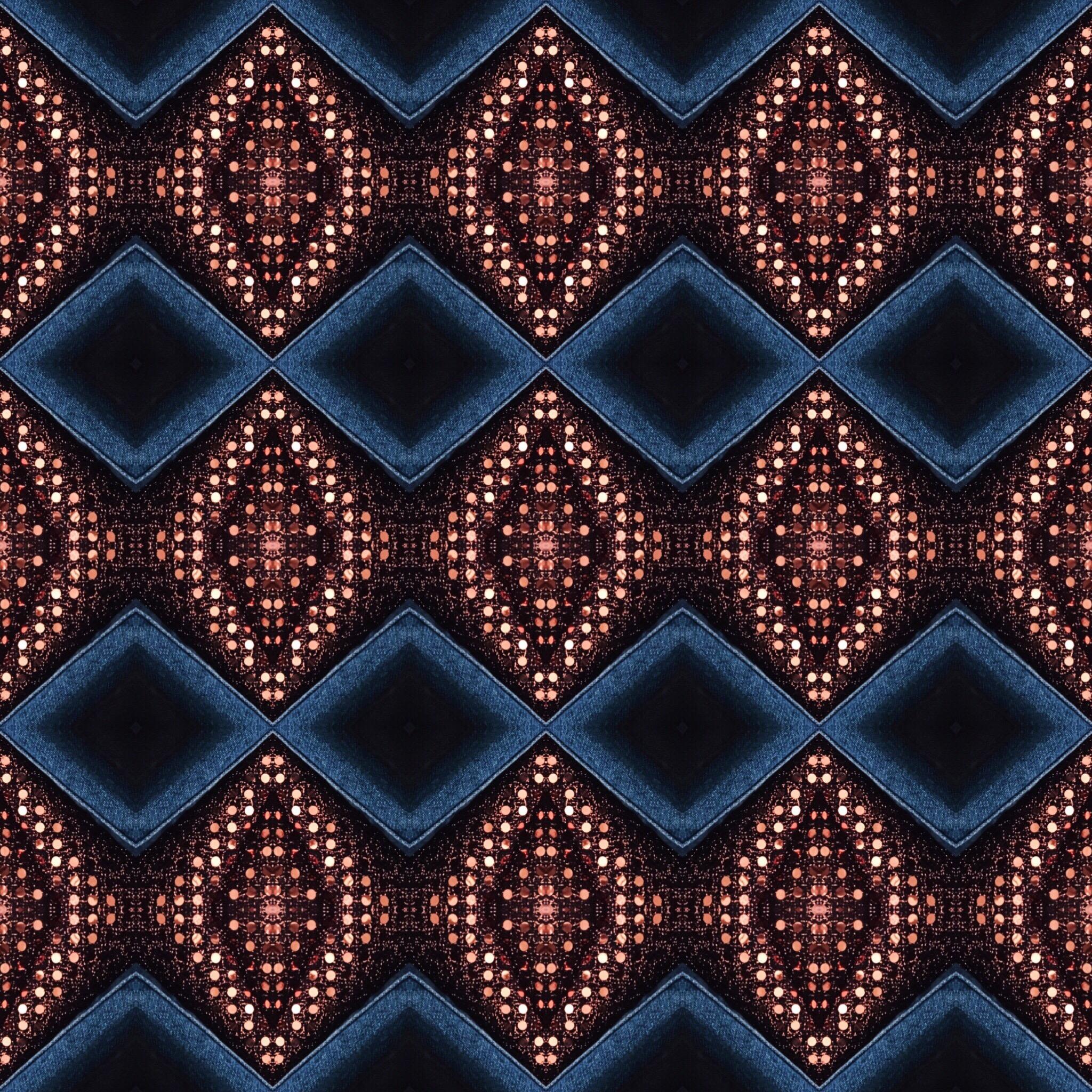 digital art-kaleidoscope art-wear who you are